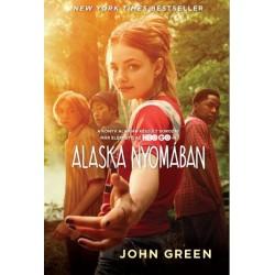 John Green: Alaska nyomában - filmes borítóval