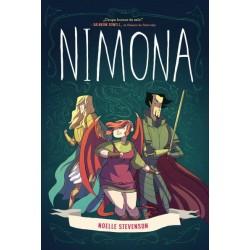 Noelle Stevenson: Nimona