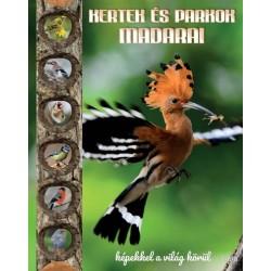 Kertek és parkok madarai