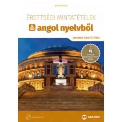 Mestra Ágota: Érettségi mintatételek angol nyelvből - 50 emelt szintű tétel - CD-melléklettel
