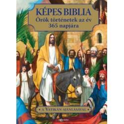 Svetlana Kurcubic Ruzic: Képes Biblia - Örök történetek az év 365 napjára