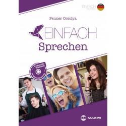 Penner Orsolya: Einfach Sprechen - Szituációs feladatok német nyelvből (B1-B2 szinten) CD melléklettel