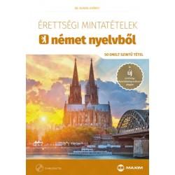 Dr. Scheibl György: Érettségi mintatételek német nyelvből - 50 emelt szintű tétel - CD-melléklettel