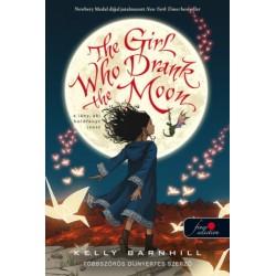 Kelly Barnhill: The Girl Who Drank the Moon - A lány, aki holdfényt ivott