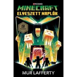 Mur Lafferty: Minecraft - Elveszett naplók