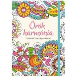 Örök harmónia - Inspirációs könyv jegyzeteléshez