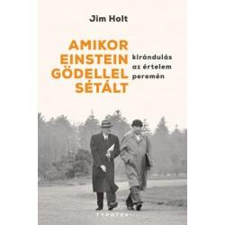 Jim Holt: Amikor Einstein Gödellel sétált - Kirándulás az értelem peremén