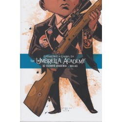 Way Gerard: The Umbrella Academy - Az Esernyő Akadémia 2. - Dallas