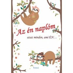 Lengyel Orsolya: Az én naplóm (állatos borító)