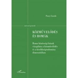 Ponyi László: Közművelődés és romák - Roma közösségi házak vizsgálata a közművelődés és a kisebbségtudomány dimenzióiban