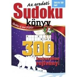 Tim Bender: Az eredeti Sudoku könyv - 2019/20 tél