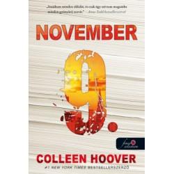 Colleen Hoover: November 9.