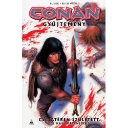 Kurt Busiek: Conan-gyűjtemény - Csatatéren született és más történetek