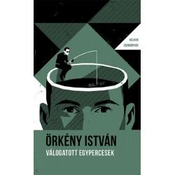 Örkény István: Válogatott egypercesek - Helikon zsebkönyvek 80.