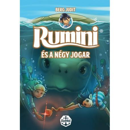 Berg Judit: Rumini és a négy jogar