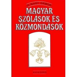 O. Nagy Gábor: Magyar szólások és közmondások