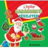 A legelső karácsonyi készletem - Interaktív könyv, kiemelhető elemekkel