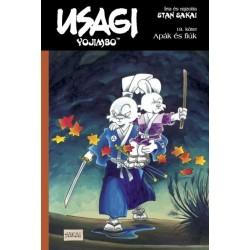 Stan Sakai: Usagi Yojimbo 19. - Apák és fiúk