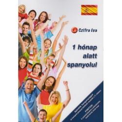 1 hónap alatt spanyolul