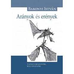 Bakonyi István: Arányok és erények - Tanulmányok, recenziók