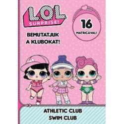 L.O.L. Surprise! - Bemutatjuk a Klubokat! - Sport, Úszás