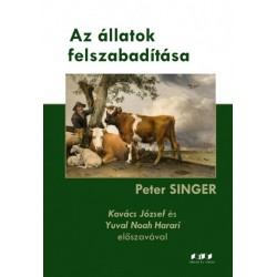 Peter Singer: Az állatok felszabadítása