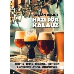 Bálint Kóczán: Házi sör kalauz
