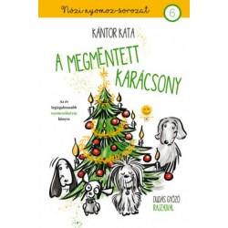 Kántor Kata: A megmentett karácsony - Nózi nyomoz 6.
