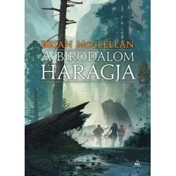 Brian McClellan: A birodalom haragja - A vér és lőpor istenei 2.