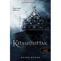 Amira Stone: Kitaszítottak - A mágia rabjai 1.