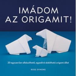 Ross Symons: Imádom az origamit!