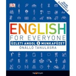 English for Everyone - Üzleti angol 1. munkafüzet - Önálló tanulásra