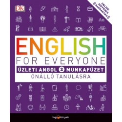 English for Everyone - Üzleti angol 2. munkafüzet - Önálló tanulásra