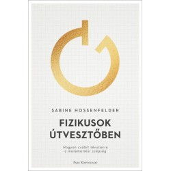 Sabine Hossenfelder: Fizikusok útvesztőben - Hogyan csábít tévutakra a matematikai szépség