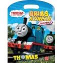 Thomas, a gőzmozdony - Óriás színező matricákkal