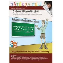 Besnyi Szabolcs: Játékra fel! - A sikeres játékvezetés titkai!