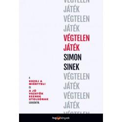 Simon Sinek: Végtelen játék