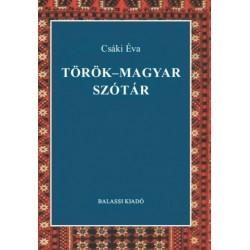 Csáki Éva: Török-magyar szótár