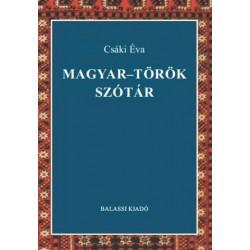 Csáki Éva: Magyar-török szótár
