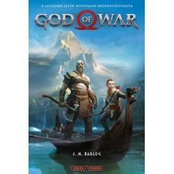 J. M. Barlog - Sárpátki Ádám: God of War - A hivatalos regény