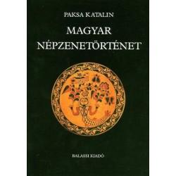 Paksa Katalin: Magyar népzenetörténet