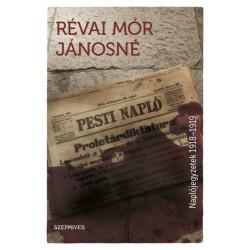 Révai Mór Jánosné: Naplójegyzetek 1918-1919