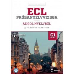 Bajnóczi Beatrix - Haavisto Kirsi: ECL próbanyelvvizsga angol nyelvből - 8 felsőfokú feladatsor – C1 szint (letölthető hangan...