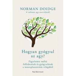 Norman Doidge: Hogyan gyógyul az agy? - Figyelemre méltó felfedezések és gyógyulások a neuroplaszticitás világából