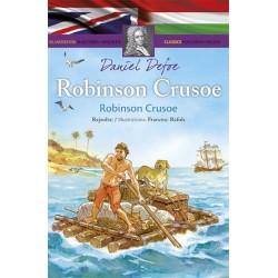 Daniel Defoe: Robinson Crusoe - Klasszikusok magyarul-angolul