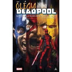 Cullen Bunn: Ölégia, avagy Deadpool kinyírja a Marvel-univerzumot és mindenki mást