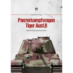 Alexander Volgin: Panzerkampfwagen Tiger Ausf. B
