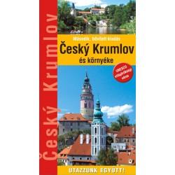 Kocsis Péter: Český Krumlov és környéke - Második, bővített kiadás