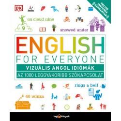 English for Everyone - Vizuális angol idiómák - Az 1000 leggyakoribb szókapcsolat