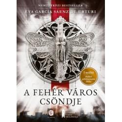 Eva García Sáenz de Urturi: A fehér város csöndje